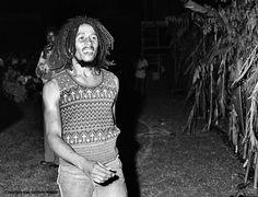 Bob Marley brings bohemia to reggae in the mid 70s