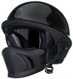 black bell rogue custom motorcycle helmet