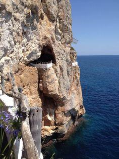 Cueva d'en Xoroi Alaior 5754271, España Heaven, Vacation, Outdoor, Dimples, World, Caves, Community, Viajes, Fotografia