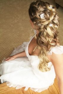 Wedding Hairstyles for Long Hair Pictures and Long hair wedding styles Ideas