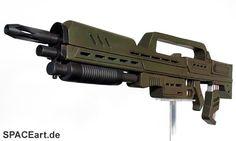 Starship Troopers: Infantry Morita Rifle, Modell-Bausatz ... http://spaceart.de/produkte/str002.php