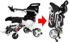 KD Smart Chair - Electric Powered Wheelchair