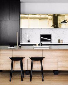 Design Milk @designmilk This #kitchen mak...Instagram photo   Websta (Webstagram)