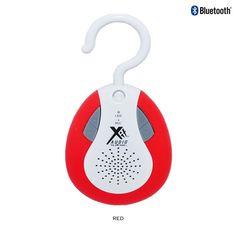XIT Waterproof Bluetooth Shower Speaker - Assorted Colors