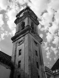 Foto Cabra - A torre da Universidade de Coimbra