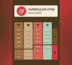 Curriculum Vitae by Sandra Mrkšić