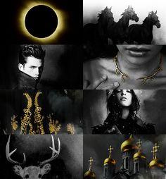 Shadow and Bone s2 Alina and Darkiling!!
