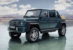 The Mercedes-Maybach G650 Landaulet (10 Photos) (2)