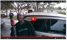 Gas Station Karaoke- This is EPIC. I want to be friends with these people!!!!