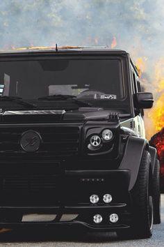 Charmant Hamann Spyridon Mercedes Benz G 65 AMG