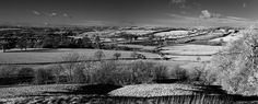 Somerset Panorama by Jon Delorme