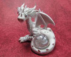 WIP Winter Dragon by DragonsAndBeasties.deviantart.com on @DeviantArt