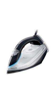Philips Perfect Care Xpress Pressurised Steam Iron OPTIMALTEMP: THE PERFECT COMBINATION OF STEAM AND TEMPERATURE STEAMGLIDE SOLEPLATE FOR PO...