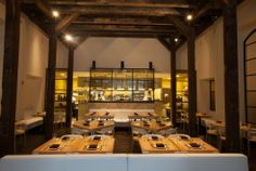 CHICAGO / Cicchetti. a sustainable green seal certified restaurant!