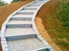1000 images about escalier on pinterest outside steps for Habillage marche escalier beton exterieur