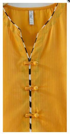 Chudidhar Neck Designs, Salwar Neck Designs, Kurta Neck Design, Neck Designs For Suits, Sleeves Designs For Dresses, Neckline Designs, Blouse Neck Designs, Simple Kurti Designs, New Kurti Designs