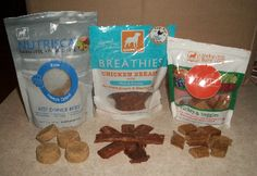 All Natural Dog treat's from DOGSWELL