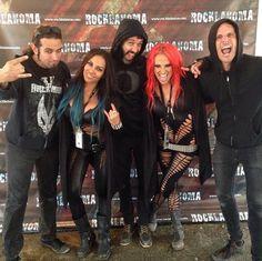 Black Metal, Heavy Metal, Butcher Babies, Women Of Rock, Metal Bands, Beautiful Women, Punk, Lady, Music