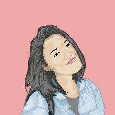 Kirana Tiara (pixelart)