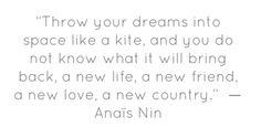 #Anais Nin #quote