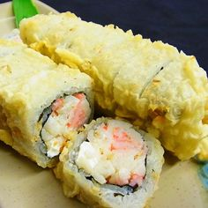 Crunchy Crab Roll | Japanese Restaurant in Ogden UTAH | Windy's Sukiyaki