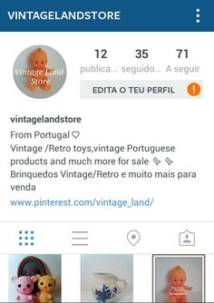 Instagram Store Follow us ♥ @vintagelandstore