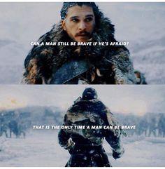 Will forever love John Snow