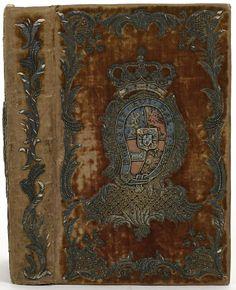 Band van roodbruin fluweel, 1756?