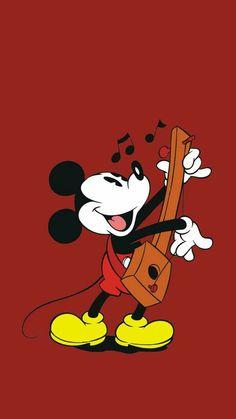 Wallpaper phone disney vintage mickey mouse phone wallpapers new ideas Mickey Mouse Vintage, Mickey E Minnie Mouse, Disney Mouse, Mickey Mouse And Friends, Disney Mickey, Disney Art, Wallpaper Do Mickey Mouse, Disney Phone Wallpaper, Wallpaper Iphone Cute