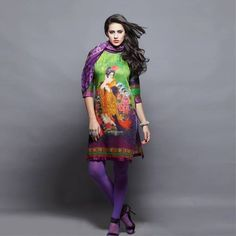 Multi Color #DigitalPrint #Unstitched Kurti Product Code - 1003 For Prices & more details visit our website..