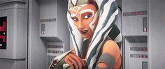 I got: Ahsoka Tano! Which Star Wars Leading Lady Are You?