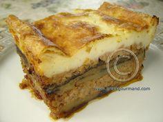 Moussaka - Greek Food Recipes and Reflections, Toronto, Ontario, Canada