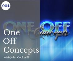 """In this episode we interview John Cockerill, he and his wife own One Off Concepts. They create custom wood or metal signs, and they can put graphics on most any item you want. Their motto """"Th…"""