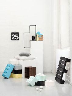 LEGO Storage brick 8 - Geschenkeshop | Deko-Geschenke | Accessoires fürs Wohnen - Cedon