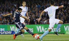 A-League: Melbourne Victory 1-0 Melbourne City – live! - http://footballersfanpage.co.uk/a-league-melbourne-victory-1-0-melbourne-city-live/