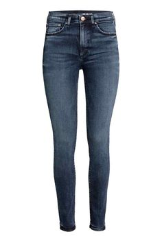 Cos 28 Inch Slim Crop Jeans Dark Blue 25 in 2020
