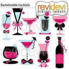 bachelorette party vector - Buscar con Google