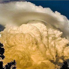 Incredible Clouds - Photo credit: Adam Floyd.
