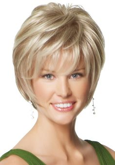 short stacked bob with bangs | The versatility of bob hairstyles 2012 is bound to allure you its way ...