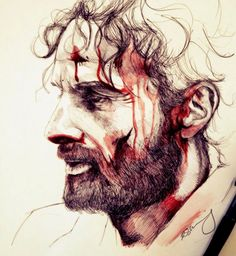 Walking Dead Fan Art That'll Make You Feel Alive Again