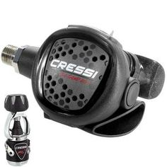 Cressi XS Compact MC9 Diving Regulator   This product and more at http://www.watersportswarehouse.co.uk/shop/scuba-diving-equipment.html