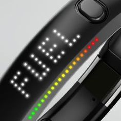 $149.95 Nike+ FuelBand tracks your all-day activity and helps you do more. Using a sport-tested accelerometer it measures your movement in NikeFuel—a universal metric of activity. So the more you move, the more NikeFuel you earn. It measures each step taken and calorie burned. It also tells the time of day.