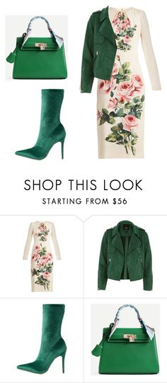 """""""Untitled #64"""" by bettina-agoston on Polyvore featuring Dolce&Gabbana and Public Desire"""