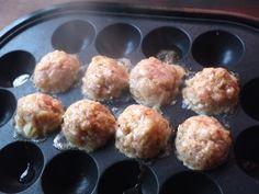 たこ焼き器レシピ