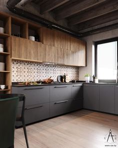 Narrow Kitchen Remodel Bookshelves small kitchen remodel with laundry.Small Kitchen Remodel With Laundry. Ikea Kitchen Design, Modern Kitchen Design, Kitchen Colors, Interior Design Kitchen, Kitchen Decor, Kitchen Ideas, Kitchen Inspiration, Kitchen Designs, Modern Design