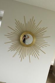 For the longest time I have wanted a sunburst mirror, however this has simply remained a want because these puppies run a pretty penny - lik...
