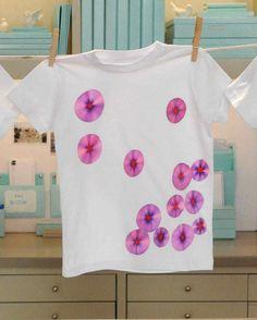 Sharpie Tie-Dye T-Shirt & Video | Martha Stewart