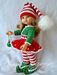 Zhanna's wall photos Knitting Dolls Clothes, Baby Doll Clothes, Crochet Doll Clothes, Doll Clothes Patterns, Doll Patterns, Girl Dolls, Baby Dolls, American Girl Crochet, Baby Barbie