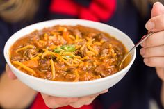 Healthy Chilis That Are Totally Changing The Chili Game  - Delish.com
