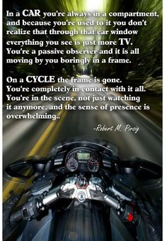 100 Best Biker Quotes of All Time: Call them what you will;  Motorcycle Memes, Biker Quotes, or Rules of the Road – they are what they are. A Biker's way of life. WARNING: Some of these are offensive, rude, obnoxious, or show a little skin. Go ahead and b